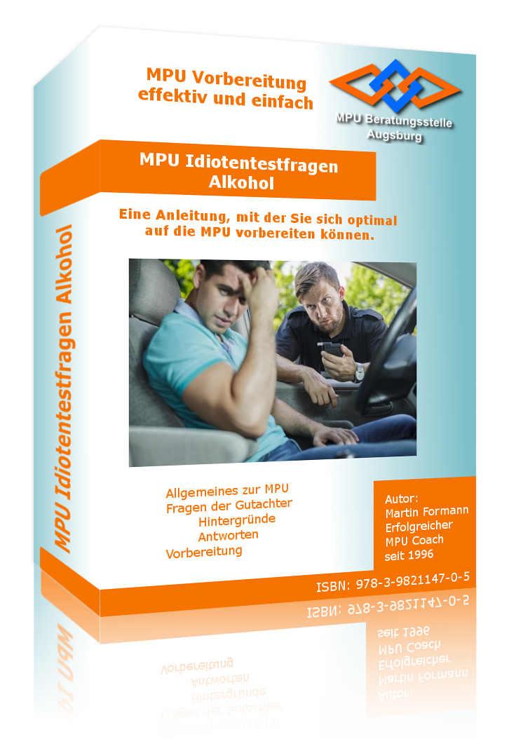 Buch MPU Idiotentest Fragen PDF Alkohol