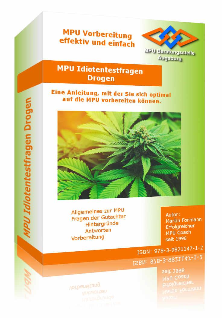 Buch MPU Idiotentest Fragen PDF bei Drogendelikten
