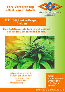 MPU Buch Drogen