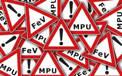 Was muss man bei einer MPU beachten?
